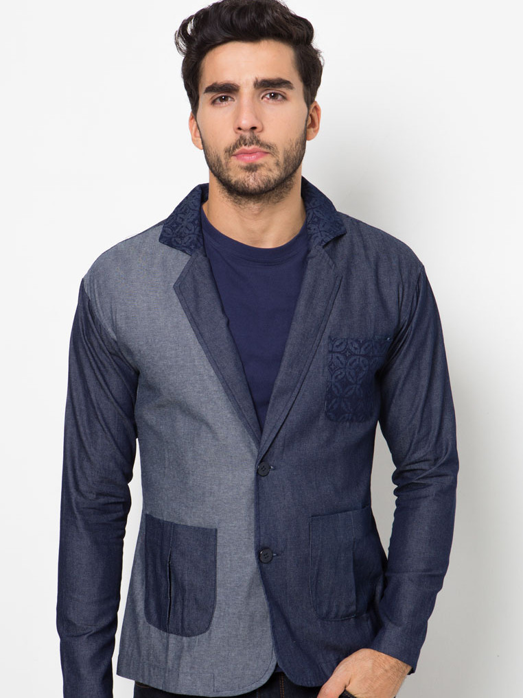 Ged Shayne Jacket [Blue]